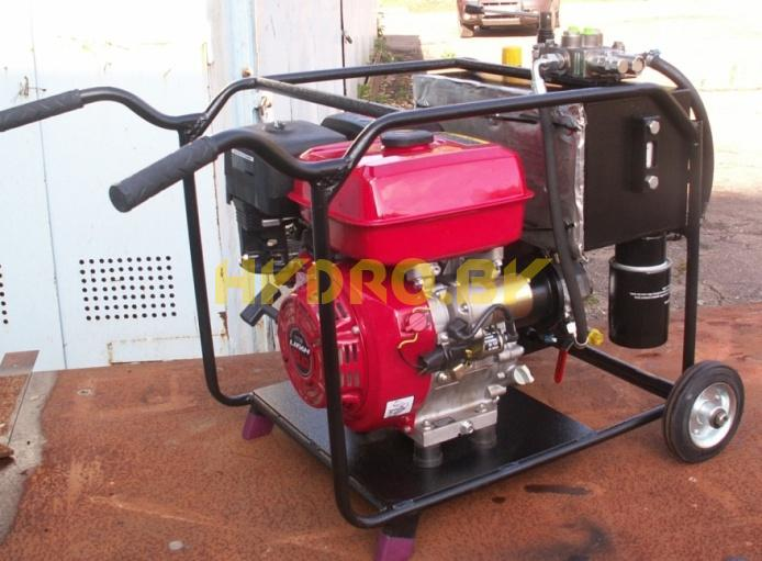 Гидростанция atlas copco lp p с бензиновым двигателем honda gx мощностью 9 л.с.
